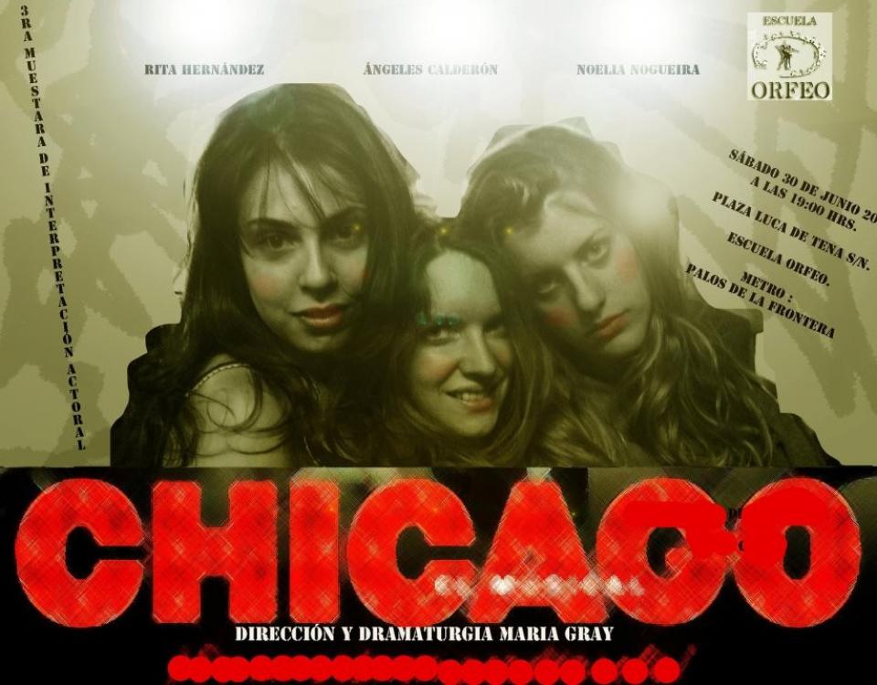 Musical Chicago. Muestra fin de Curso. Junio de 2012 (2)